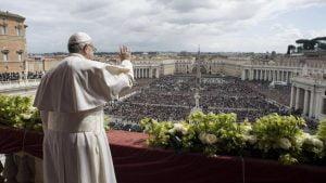 El Papa pide por los venezolanos, por el cese a la guerra en Siria y otros conflictos