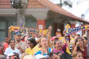 Venezuela naturaliza a 10mil colombianos