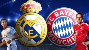 Real Madrid y Bayern Munich favoritos de la final de la Champions League