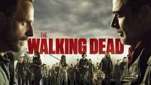 The Walking Dead tuvo una baja audiencia en su octava temporada