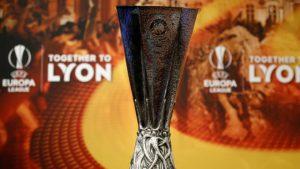 Trofeo de la Europa League fue robado y luego recuperado