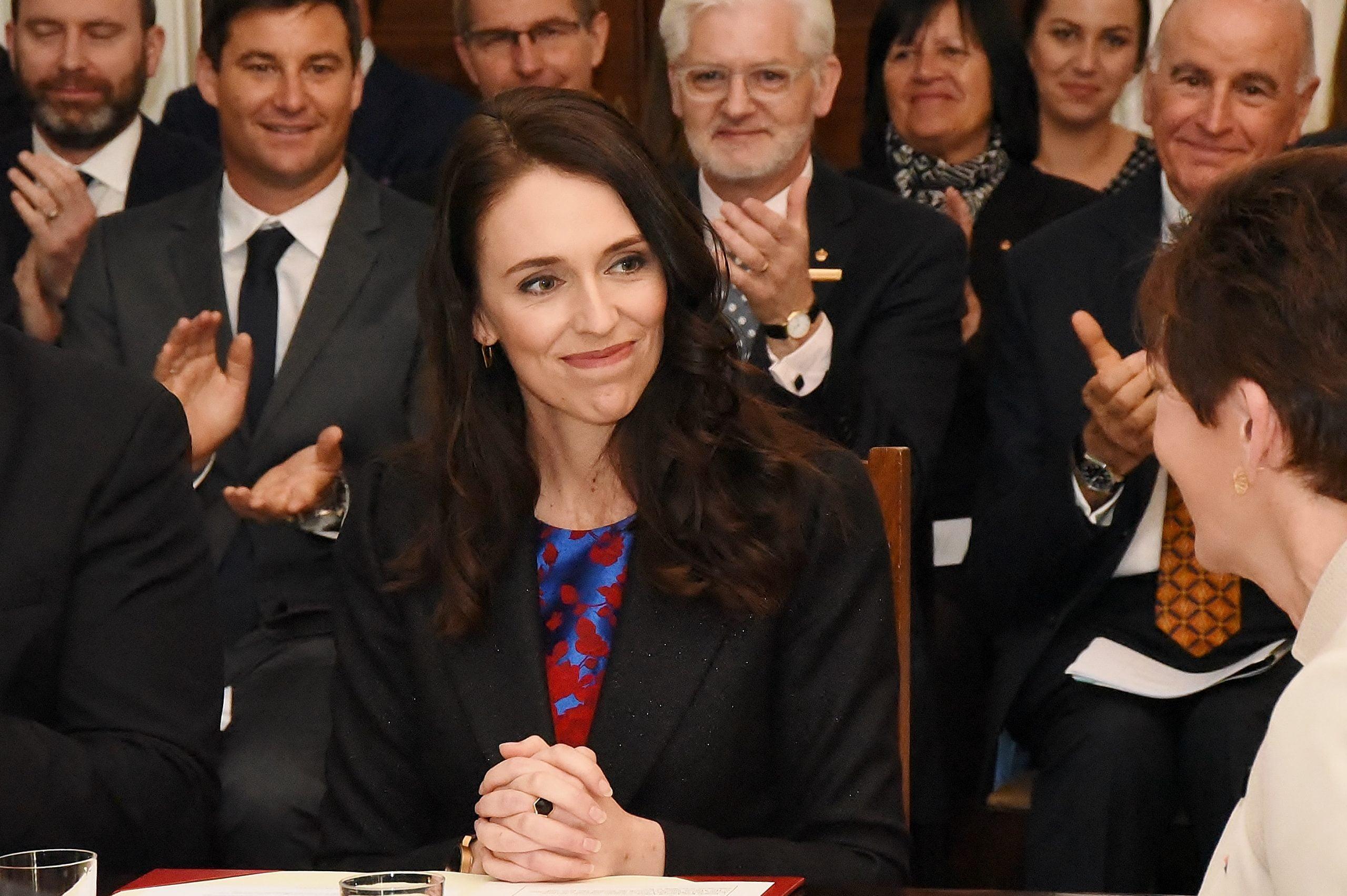 Primera Ministra de Nueva Zelanda, Jacinta Arderm