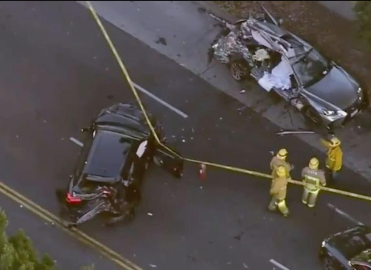 Mujer muere en accidente de tráfico en California por conducción temeraria