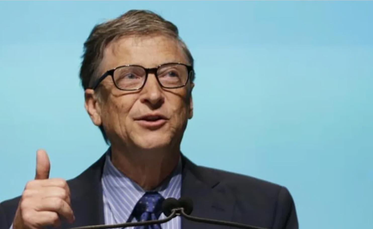 Bill Gates alerta sobre el futuro de la humanidad