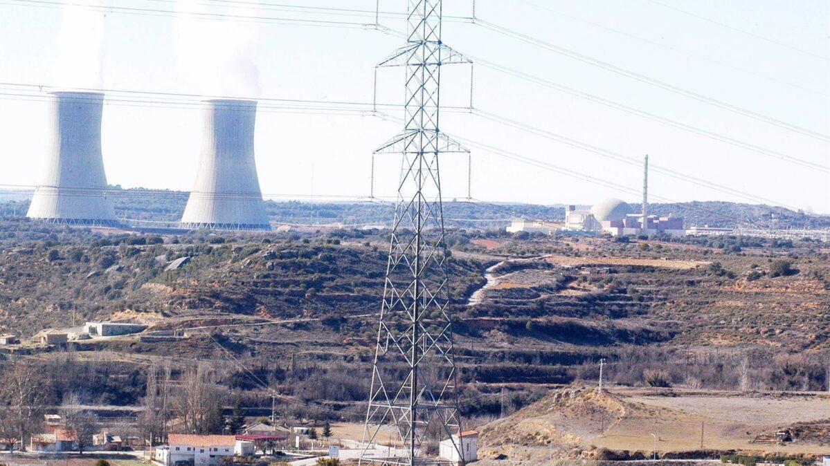 Controlado el incendio de la central nuclear de Trillo