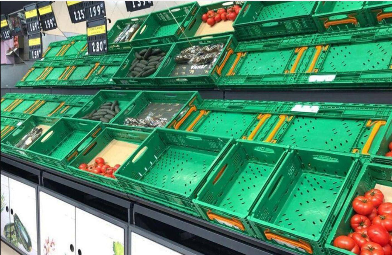 Los supermercados facturan más en 2020 por la pandemia