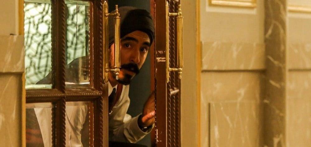 Escena de la película Hotel Bombay