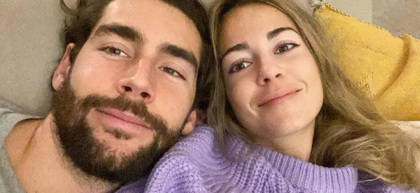 Sofía Ellar y Álvaro Soler anuncian su ruptura