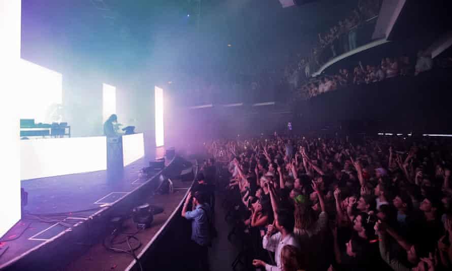 Los conciertos vuelven a Australia de la mano de Tame Impala