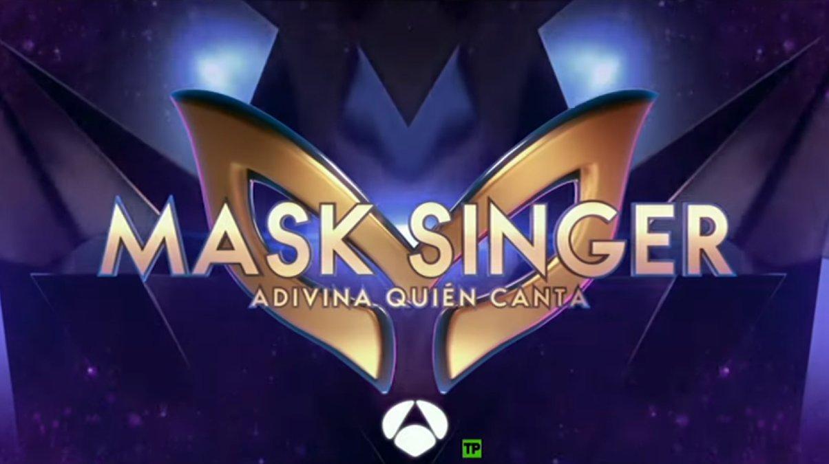 Cartel promocional Mask Singer