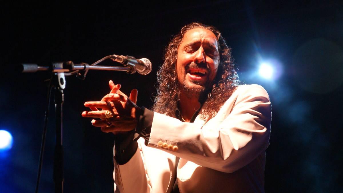 Diego El Cigala de concierto