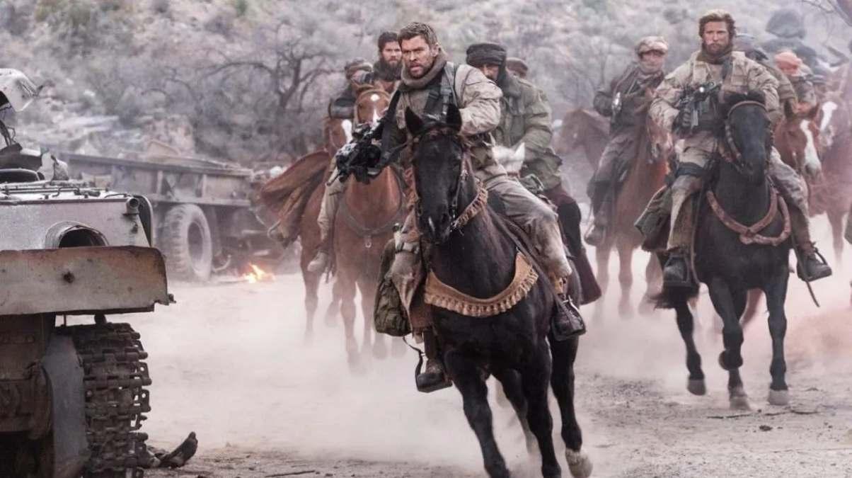 Escena de la película 12 Valientes
