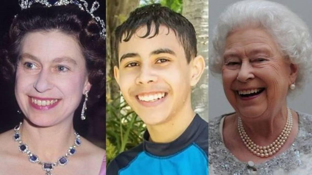 El supuesto hijo de Carlos y Camilla compara a su hijo con la reina