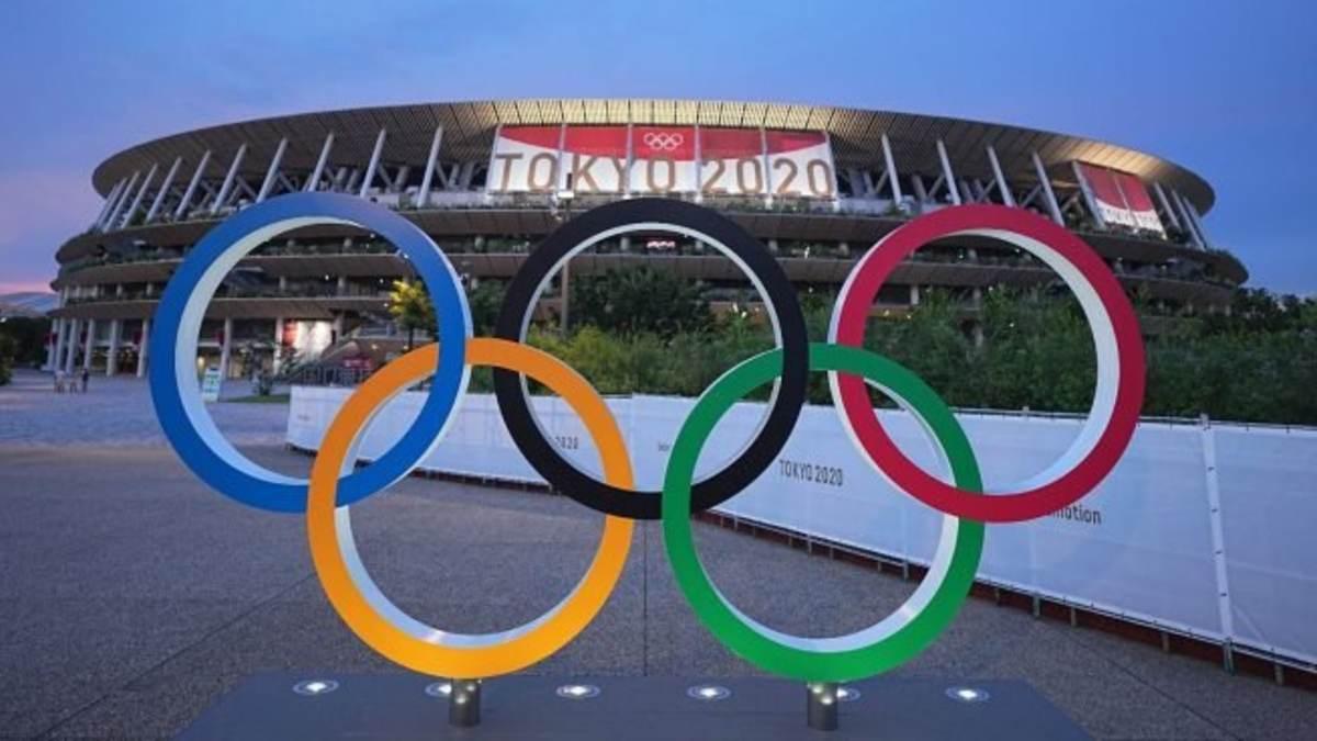 Anillos de los Juegos Olímpicos de Tokio 2020