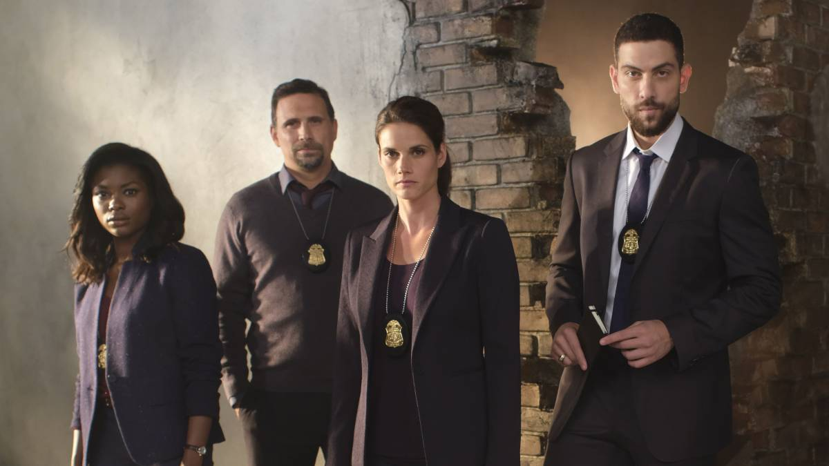 Protagonistas de FBI
