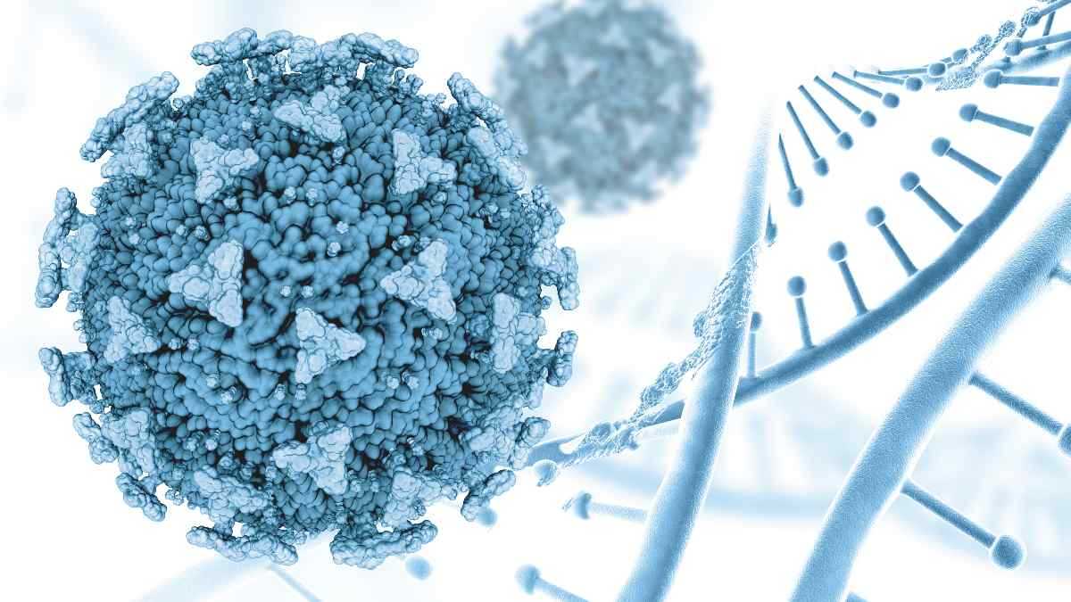 Nueva variante de coronavirus