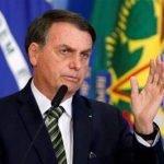 Jair Bolsonaro no se vacuna: en New York come en la calle