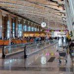 Aeropuerto de Madrid, detenida mujer con  pasta de dientes explosiva